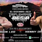 ケニー・オメガがドラゴン・リーに勝利、AAA世界ヘビー級王座防衛!【AEW・2019年12月】