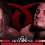 ハイフライヤー対決、アンドリュー・エヴェレット対アレックス・ゼイン!ブリスコズ対メキシスカッド!【ROH・#441】