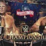 WWE・2020.4.5・レッスルマニア36・2日目・PART2【ロブ・グロンコウスキー~WWE王座戦】