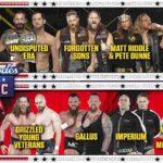 KUSHIDAのダスティ・ローデス・タッグチームクラシック2020出場が決定!【WWE・NXT・2020.1.1・PART2】