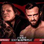 ルーシュ&アルディスが仲間割れ、ヴィランエンタープライゼスが快勝!ホルス対キング!【ROH・#442】