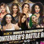 次期NXT女子王座挑戦者決定バトルロイヤルは紫雷イオとビアンカ・ブレアの一騎打ちに!【WWE・NXT・2020.1.15・PART2】