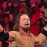 AJスタイルズ対戸澤陽!AJがまさかのRKO発射!【WWE・RAW・2020.1.6・PART2】