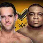 キース・リーがビッグバンカタストロフィで北米王座獲得!【WWE・NXT・2020.1.22・PART2】