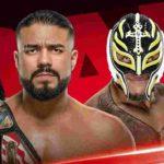 US王座ラダーマッチ、アンドラーデ対レイ・ミステリオ!【WWE・RAW・2020.1.20・PART1】