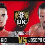 Aキッド対ジョセフ・コナーズ!マスティフ対オーノ!【WWE・NXT UK・2020.1.16】