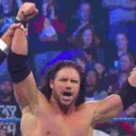 ジョン・モリソンがスターシップペインで8年ぶりの復帰戦に勝利!ブライアンがストラップマッチを要求!【WWE・スマックダウン・2020.1.17・PART1】