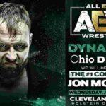 クリス・ジェリコ対ジョン・モクスリーのAEW世界王座戦が正式決定!【AEW・2020.1.29・EP17・前半】