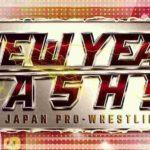 新日本プロレス・試合結果・2020.1.6・ニューイヤーダッシュ2020・大田区・PART2【オープニングVTR】