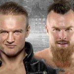イリヤ・ドラグノフ対ジョー・コフィ!カウンターのトルペドモスクワ炸裂!【WWE・NXT UK・2020.2.20】