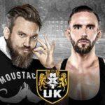 トレント・セブンが場外テーブルにバーニングハンマー!スチールコーナーズストリートファイトを制す!【WWE・NXT UK・2020.2.6】