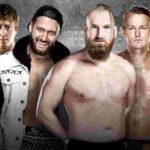 インペリウムがアシストブレーンバスターで快勝!セブンがデニスにリマッチ要求!【WWE・NXT UK・2020.1.30】