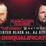 WWE・2020.3.8・エリミネーションチェンバー2020・試合結果・PART1【キックオフショー~ノーDQ戦】