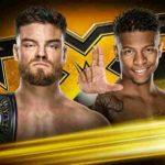 クルーザー級王座戦、ジョーダン・デブリン対リオ・ラッシュ!【WWE・NXT・2020.2.19・PART1】