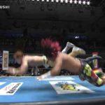 高橋ヒロム&BUSHIの新合体技は「LAT」!【新日本プロレス・2020.2.22・PART2】