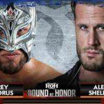 アレックス・シェリーのボーダーシティストレッチ!リーサル&グレシャムが王座防衛!【ROH・#444】