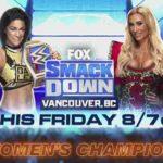 SD女子王座戦、ベイリー対カーメラ!シェイマスがハンディキャップに勝利!【WWE・スマックダウン・2020.2.14・PART1】