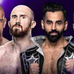 オニー・ローカン&ダニー・バーチがケンドリック&デバリに反撃!【WWE・205 LIVE・2020.2.14】