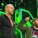 セザーロ対イライアス!ウーソズ対ジグラー&ルード!【WWE・スマックダウン・2020.2.7・PART1】