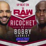 リコシェ対ボビー・ラシュリー!戸澤陽対アレイスター・ブラック!【WWE・RAW・2020.2.10・PART2】