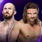ノーDQタッグマッチ!アナウンステーブルに合体インプラントDDT!【WWE・205 LIVE・2020.2.21】