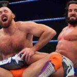 トニー・ニースがランニングニースでオニー・ローカンを撃破!【WWE・205 LIVE・2020.3.27】