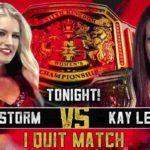 アイクイットマッチ、トニー・ストーム対ケイ・リー・レイ!Aキッド対ケンドリック!【WWE・NXT UK・2020.2.27】