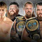ジョー・コフィのオール・ザ・ベスト・フォー・ザ・ベルズ!ニーブンが女子王座挑戦アピール!【WWE・NXT UK・2020.3.19】