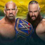 WWE・2020.4.4・4.5・レッスルマニア36の対戦カード