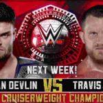 ジョーダン・デブリンがクルーザー級王座防衛!イーファ・ヴァルキリーが3連勝!【WWE・NXT UK・2020.3.26】