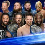 タッグチームガントレットマッチ!ドルフ・ジグラー&ロバート・ルードが勝利!【WWE・スマックダウン・2020.3.6・PART2】
