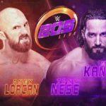 トニー・ニース&マイク・ケネリスが合体パンプハンドルスラム!【WWE・205 LIVE・2020.3.6】