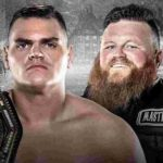 NXT UK王座戦、ウォルター対マスティフ!ヴァルキリー連勝!【WWE・NXT UK・2020.3.5】