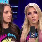 アレクサ・ブリスがアスカにシングルマッチを要求!ユニバーサル王座戦・調印式!【WWE・スマックダウン・2020.3.20・PART2】