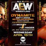 AEW世界王座戦・ノーホールズバードマッチ、ジョン・モクスリー対ジェイク・ヘイガー!【AEW・2020.4.15・後半】