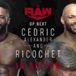 リコシェ&アレキサンダー組快勝!ナイア・ジャックスが1年ぶりに復帰!【WWE・RAW・2020.4.6・PART2】