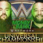 WWE・2020.5.10・マネーインザバンク2020・試合結果・PART1【キックオフショー~ユニバーサル王座戦】