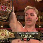 NXT UK名勝負!初代WWE UK王者タイラー・ベイト!【WWE・NXT UK・2020.4.9】