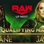 カイリ・セイン対ナイア・ジャックス!WWE王者対US王者!【WWE・RAW・2020.4.13・PART2】