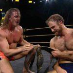 ティモシー・サッチャーがWWEデビュー戦でNXTタッグ王座防衛!キラー・クロスがチャンパを襲撃!【WWE・NXT・2020.4.15・PART2】