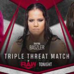 アスカ対シェイナ・ベイズラー対ナイア・ジャックス!アポロがUS王座挑戦表明!【WWE・RAW・2020.4.27・PART1】
