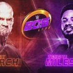 テフティ・マイルズが金星、TV放送初勝利!【WWE・205 LIVE・2020.5.29】