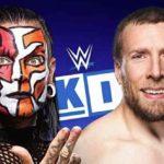 PC駐車場で交通事故発生!ジェフ・ハーディー逮捕&イライアス救急搬送!【WWE・スマックダウン・2020.5.29・PART1】