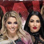 WWE女子タッグ王座戦、アレクサ・ブリス&ニッキー・クロス対アイコニックス!【WWE・RAW・2020.5.18・PART2】