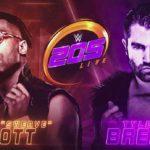 アイザイア・スコットが新技コンフィデンスブーストで勝利!【WWE・205 LIVE・2020.5.22】