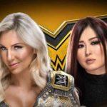 女子王座戦、シャーロット対紫雷イオ!KUSHIDA快勝!ベイラー復帰!【WWE・NXT・2020.5.6・PART2】