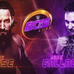 205LIVEが放送再開!ジャック・ギャラハー対トニー・ニース!【WWE・205 LIVE・2020.5.15】