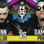 WWE・2020.6.7・NXTテイクオーバー:インユアハウス・試合結果・PART1【女子6人タッグ~NXT王座戦】