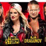 NXT UK未公開映像!イリヤ・ドラグノフ対Aキッド!【WWE・NXT UK・2020.4.30】