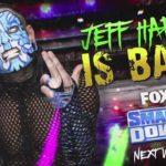 MITB2020直前回!ジェフ・ハーディー復帰、スワントーンボム炸裂!【WWE・スマックダウン・2020.5.8・PART1】